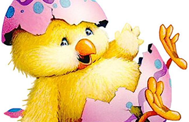 Activité de Pâques